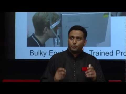 TEDxBoston - Ramesh Raskar - Eye Exams: There s An App For That