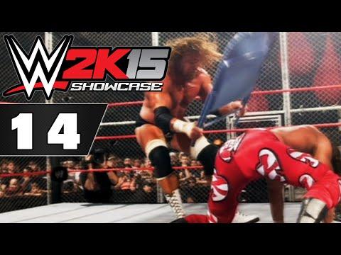 WWE 2K15 SHOWCASE [PS3] #14 - Triple H vs. Shawn