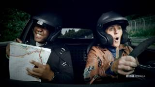 Sabine Schmitz & Rory Reid at High Speed | Top Gear Ep 3| Sundays 8/7c on BBC America