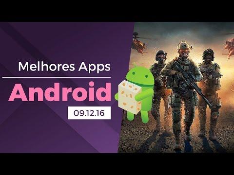 Melhores apps para Android: (09/12/2016) – Baixaki Android