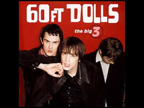 60ft Dolls - Hair