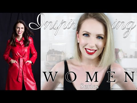 Jacinda Ardern | Makeup Tutorial & Why She Is AMAZING! #InspiringWomenSeries