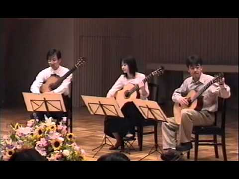 Bernstein West Side Story (guitar Trio) video