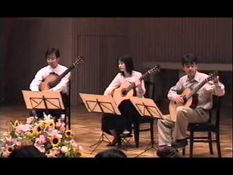 Bernstein West Side Story (guitar Trio) video