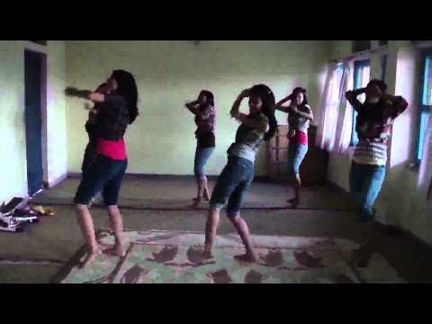 Chikni Chameli Dance Rehearsal By G6 video