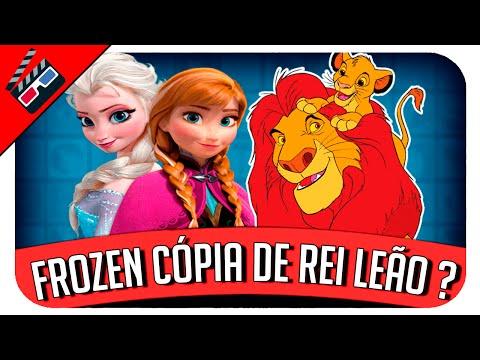 Frozen é uma Cópia de Rei Leão ?