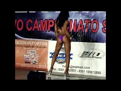 15 year old girl joining Fitness Bodybuilding Contest thumbnail