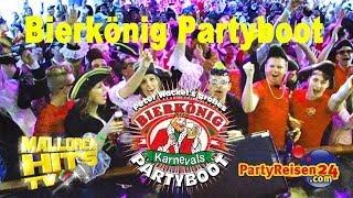 Bierkönig Partyboot Köln 2014 - Partyreisen 24