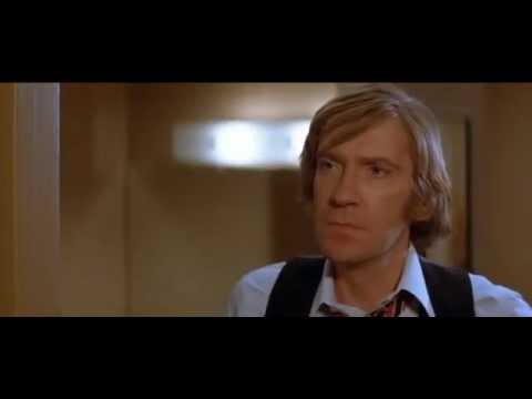 David Warner and Malcolm McDowell dialogue in Time after Time (1979)
