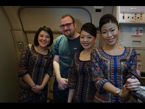 Business class luxury across Singapore Airlines, Thai Airways, Turkish & Cathay Pacific