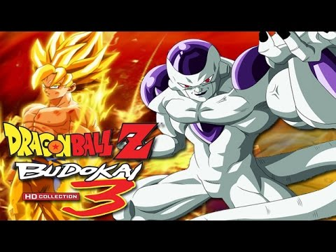 Dragon Ball Z: Budokai 3 Hd Collection (frieza) - Part 2 Walkthrough, Commmentary video