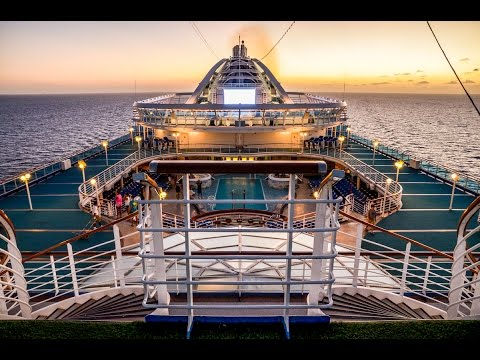 Caribbean Princess Cruise Ship Video Tour Review - Cruise Fever