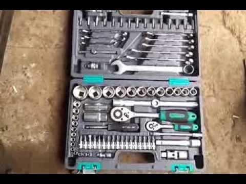Видео как выбрать набор инструментов