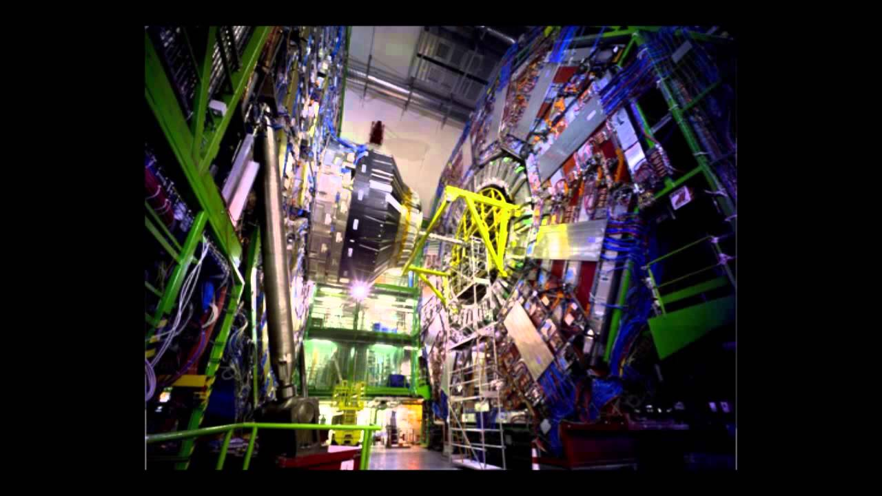 God Particle Big Bang