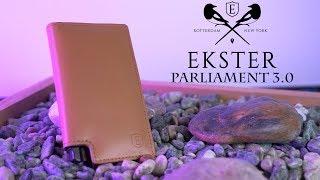 The worlds first SMART WALLET just got SMARTER! Ekster Parliament 3.0 Review!