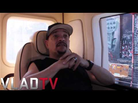 Ice-t: Lord Jamar Is Right, Hip Hop Is Black Music video