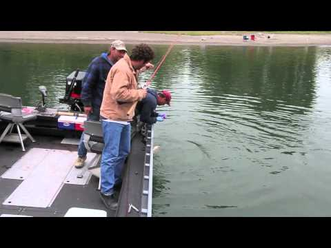 Cowlitz River Salmon Fishing with Mike Sexton