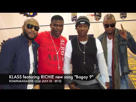 """RICHIE & Klass """"Bagay 9"""" single!"""