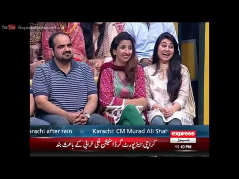 Khabardar With Aftab Iqbal - 5 August 2016