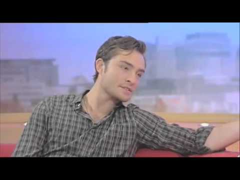Ed Westwick On GM TV