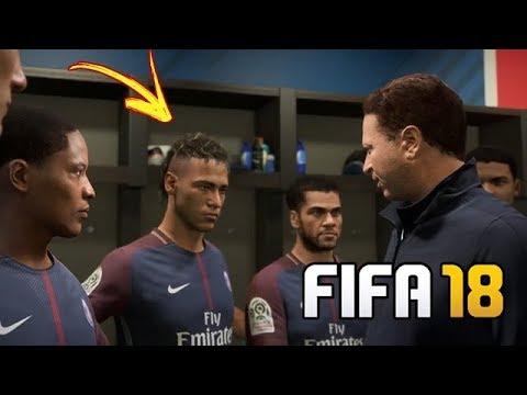 FIFA 18 - O NOVO TRAILER INSANO DO THE JOURNEY!!! HUNTER, CR7, NEYMAR E MAIS!!