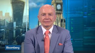 Mark Mobius Says U.S.-China Trade Negotiations Will Be 'Game Changer'