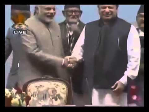 Punjabi Totay- modi and nawaz sharif