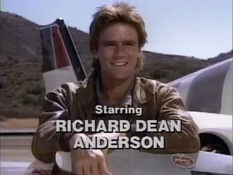 MacGyver - Intro - Staffel 3 - Serienoldies