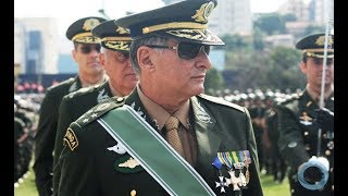 Troca de comando no Exército Brasileiro