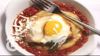 Magazine: Tiny Kitchen: Eggs in Purgatory | The New York Times