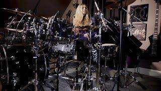 Black Sabbath 'War Pigs' [Drum Cover]~Brooke C