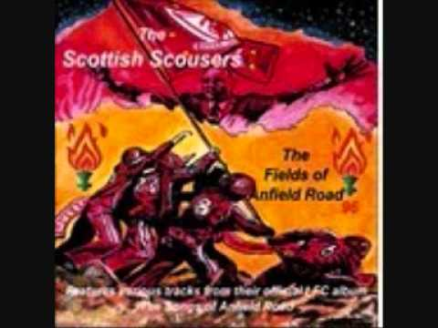 THE SCOTTISH SCOUSERS - A Liverbird Upon My Chest. 22