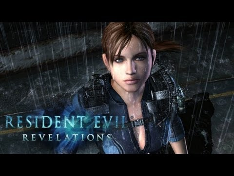 "Resident Evil: Revelations Raid Mode - Stage 1: ""Chasm"" S-Ranking~No Damage~Jill Valentine {HD, PS3}"