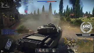 War Thunder 1.75  day XCV=AMM0= Escuadron