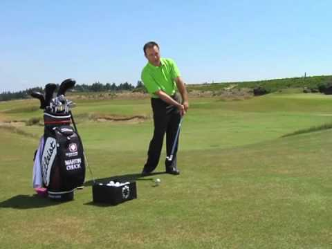 How to Spin Your Wedge with Martin Chuck - Inventor of the Tour Striker