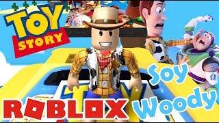 Toy Story 4 en Roblox | Escapa de la Jugueteria | Juegos Roblox Roleplay