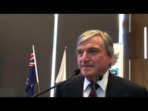 Fraser Ainsworth - Chairman of Horizon Oil Ltd
