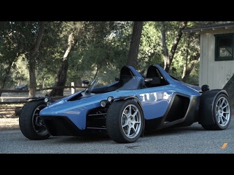 A $100,000 Bugatti-Clobbering Race Car For The Street -- /TUNED