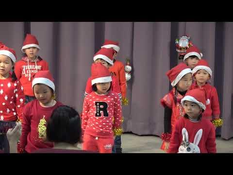 2020一年二班聖誕歌曲表演