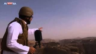 قصف حدودي للجيش السعودي على الحوثيين