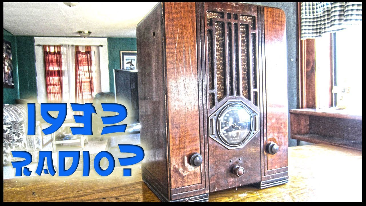 Radios For Sale at the Radio Attic  the Best Place on