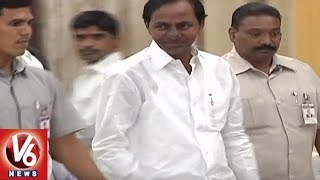 CM KCR To Hold First Cabinet Meeting On Feb 21st Over Budget Session | Hyderabad