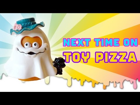 Next Time On Toy Pizza - Fast Food Toys!