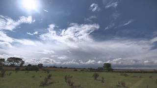 Stormy Weather Time Lapse