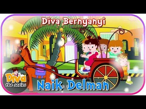 download lagu Naik Delman  Diva Bernyanyi  Diva The Se gratis