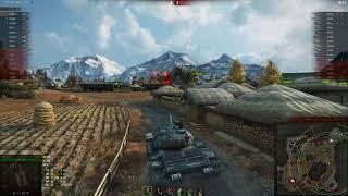 Type 59!10 фрагов,и куча интересных медалей,затащ