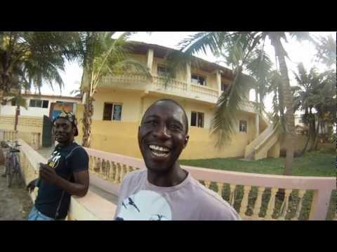 Vacation in The Gambia - Kotu - Palm Beach Hotel - Januari 2013