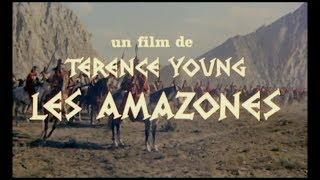 Les amazones (1973) Bande annonce française