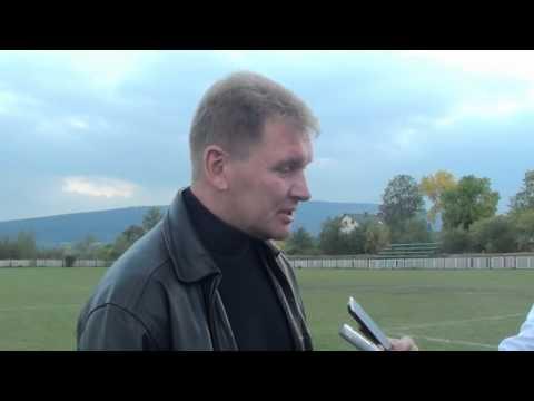 Wywiad z Dariuszem Świetlikiem trenerem GKS Rudki