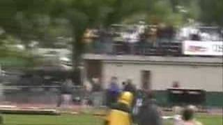 OSAA 4x400m final